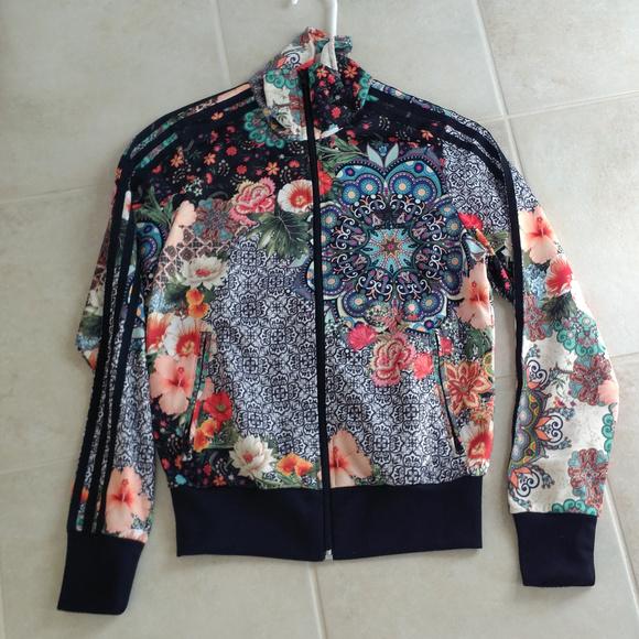 adidas Jardim Agharta Track Jacket